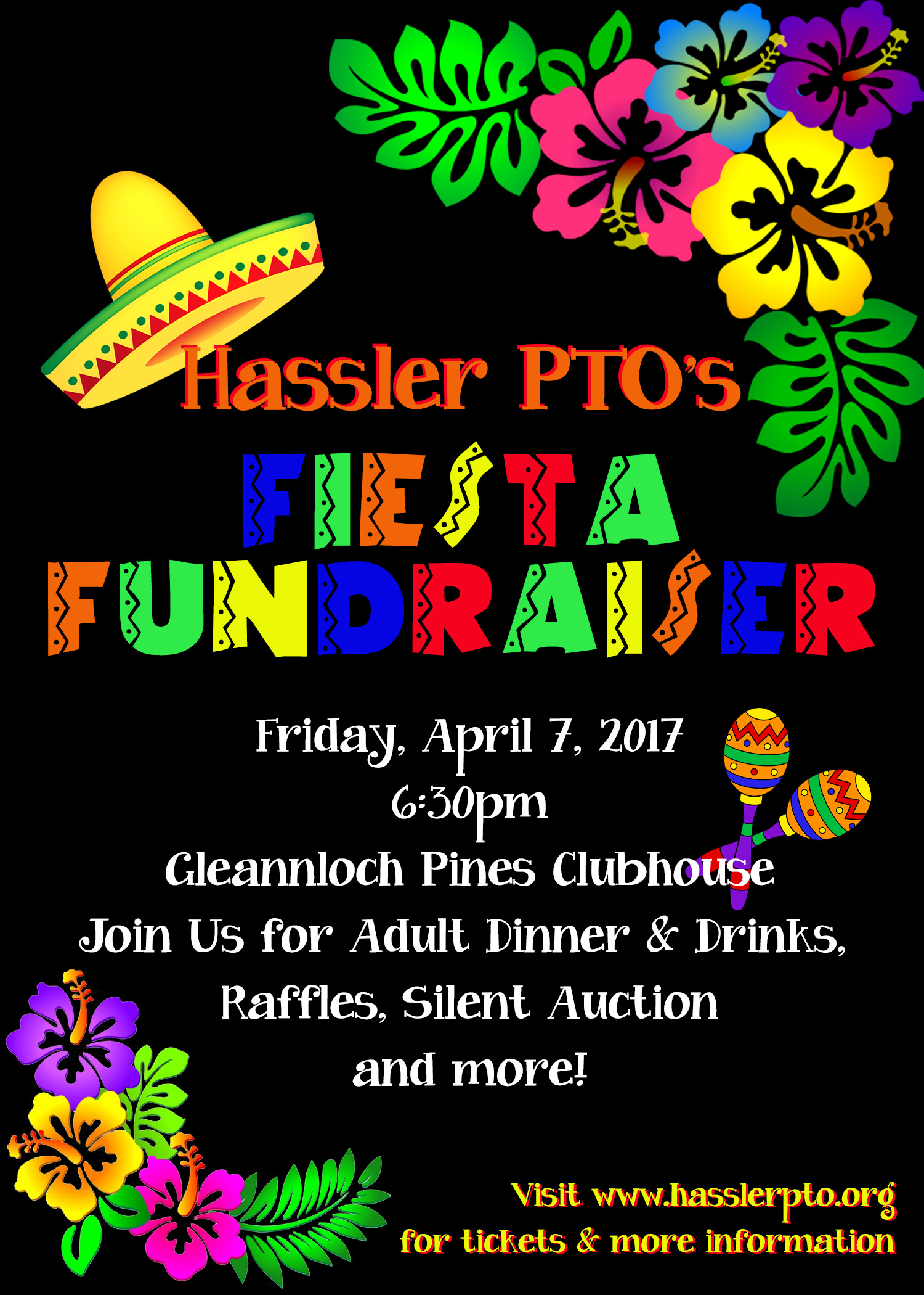 Fiesta Fundraiser 2017 Save the Date